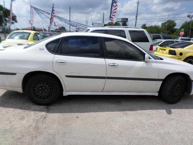 Chevrolet Impala 2005 $1599.00 incacar.com