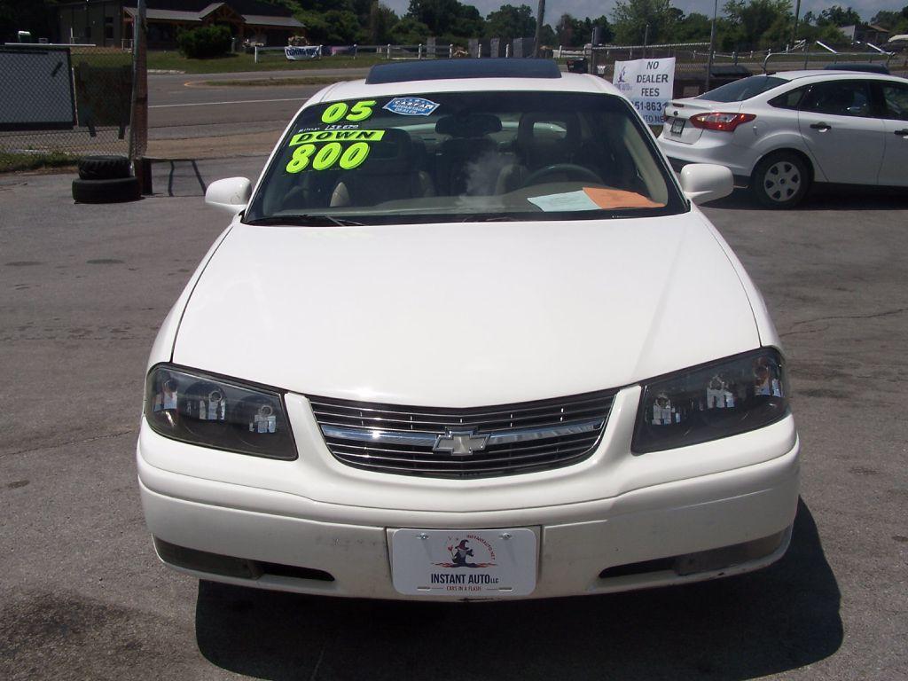 Chevrolet Impala 2005 $3200.00 incacar.com