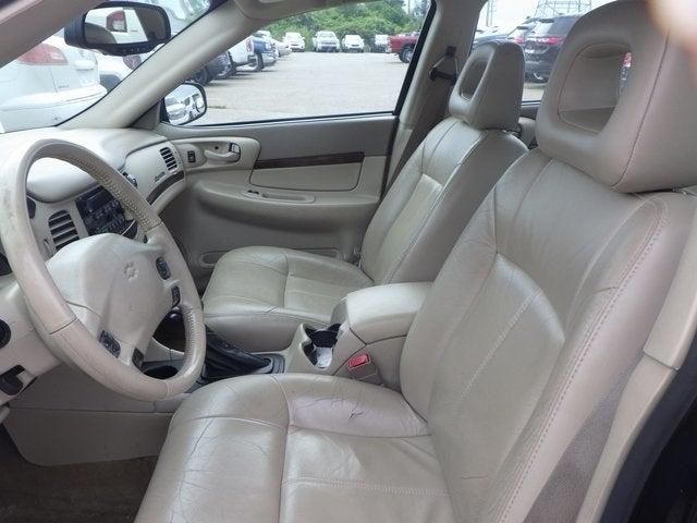 used Chevrolet Impala 2005 vin: 2G1WH52K059129960