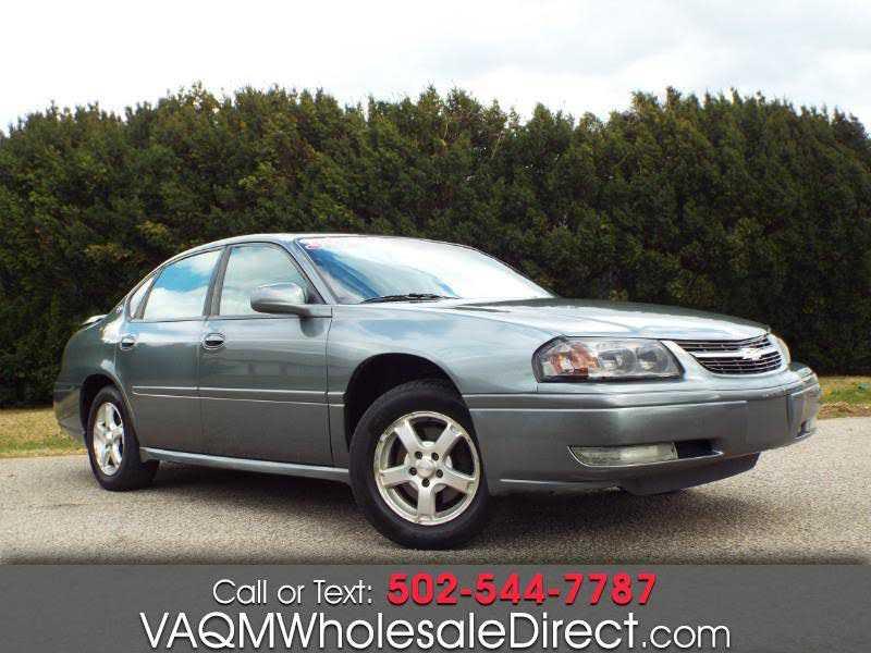Chevrolet Impala 2005 $3495.00 incacar.com