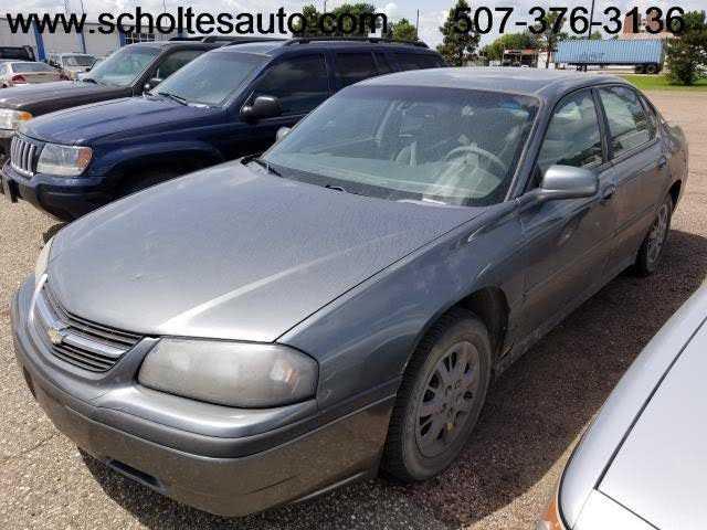 Chevrolet Impala 2005 $995.00 incacar.com