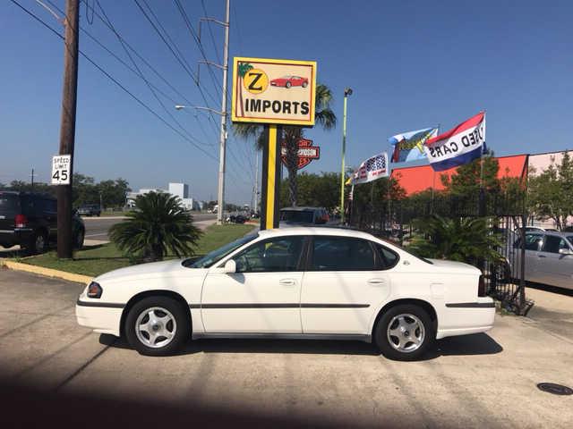 Chevrolet Impala 2005 $3995.00 incacar.com