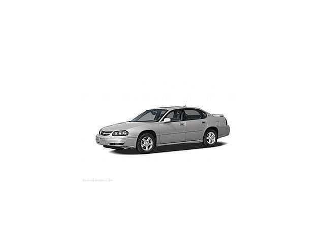 Chevrolet Impala 2005 $5996.00 incacar.com
