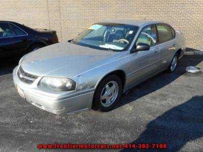 Chevrolet Impala 2005 $5990.00 incacar.com