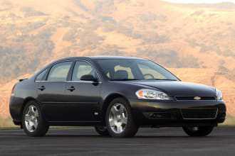 Chevrolet Impala 2006 $1250.00 incacar.com