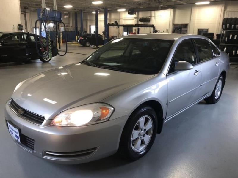 Chevrolet Impala 2006 $3333.00 incacar.com