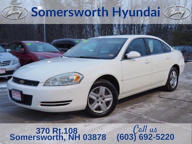 Chevrolet Impala 2006 $3625.00 incacar.com