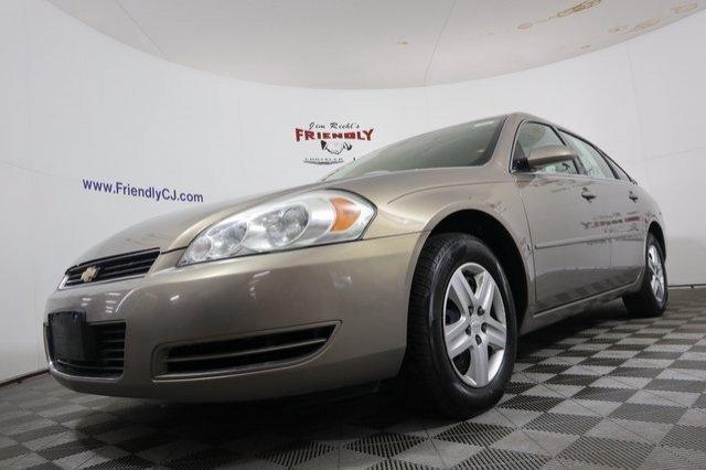 Chevrolet Impala 2006 $3714.00 incacar.com