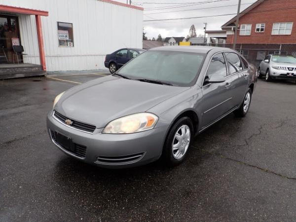 Chevrolet Impala 2006 $3490.00 incacar.com