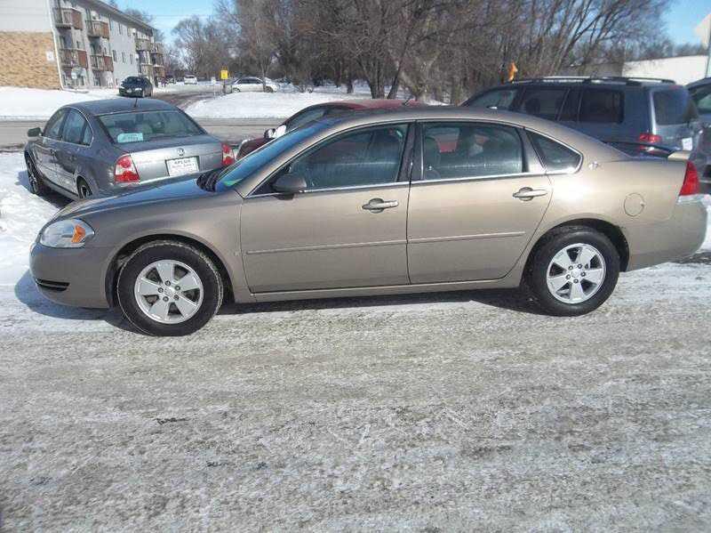 Chevrolet Impala 2007 $3795.00 incacar.com