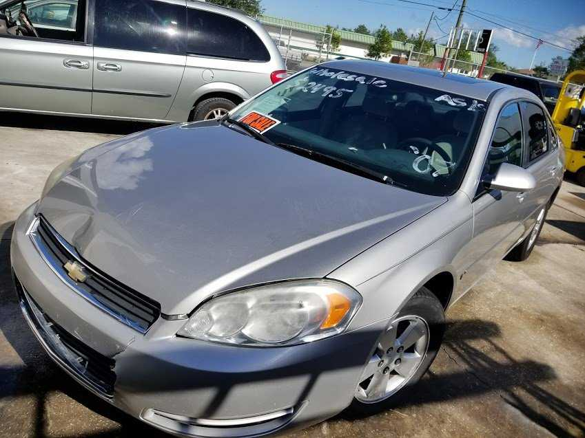 Chevrolet Impala 2007 $1689.00 incacar.com