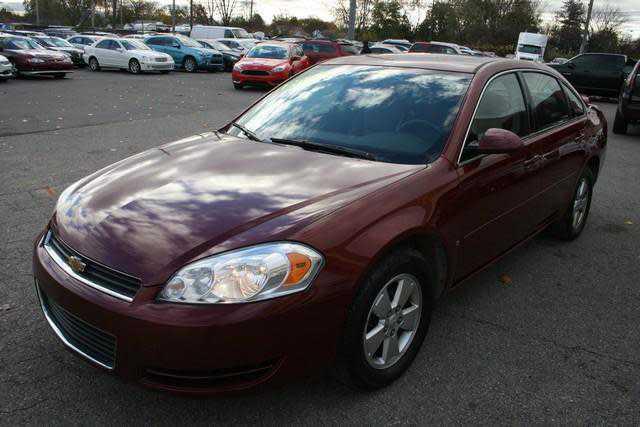 Chevrolet Impala 2007 $1000.00 incacar.com