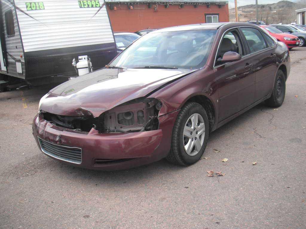 Chevrolet Impala 2007 $695.00 incacar.com
