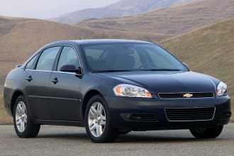 Chevrolet Impala 2007 $1300.00 incacar.com