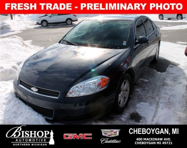 Chevrolet Impala 2007 $3299.00 incacar.com