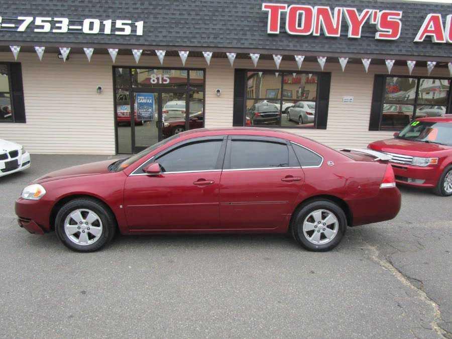 Chevrolet Impala 2007 $2500.00 incacar.com