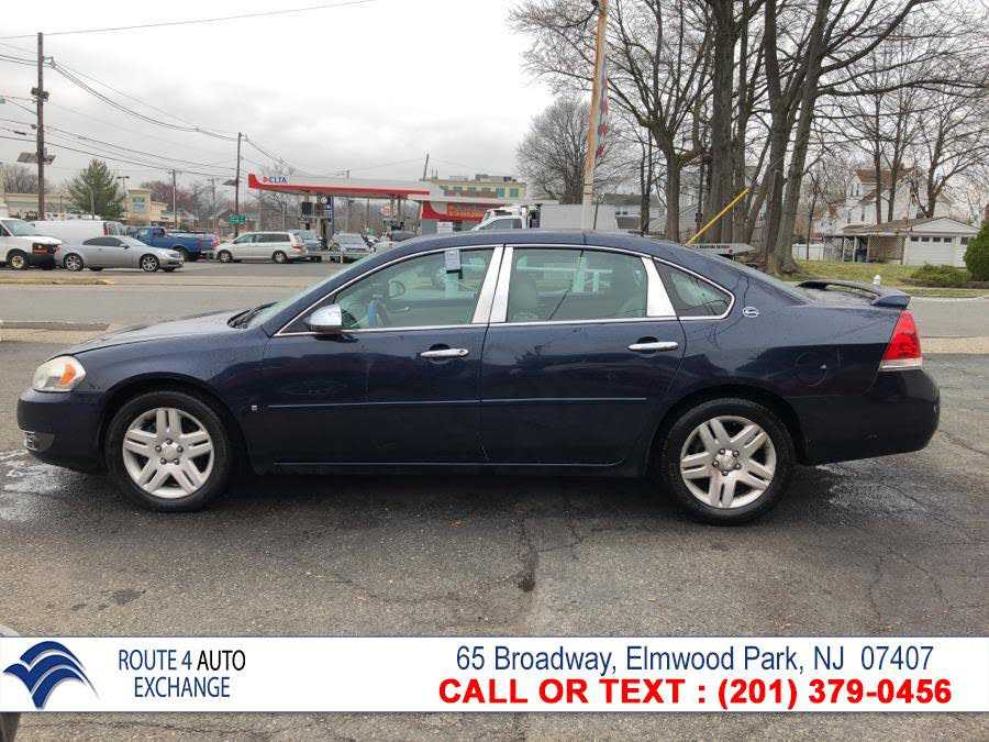 Chevrolet Impala 2007 $1500.00 incacar.com