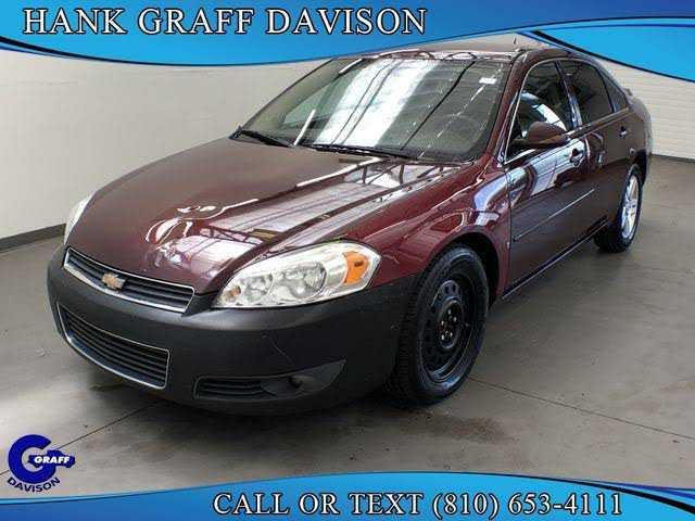 Chevrolet Impala 2007 $1699.00 incacar.com