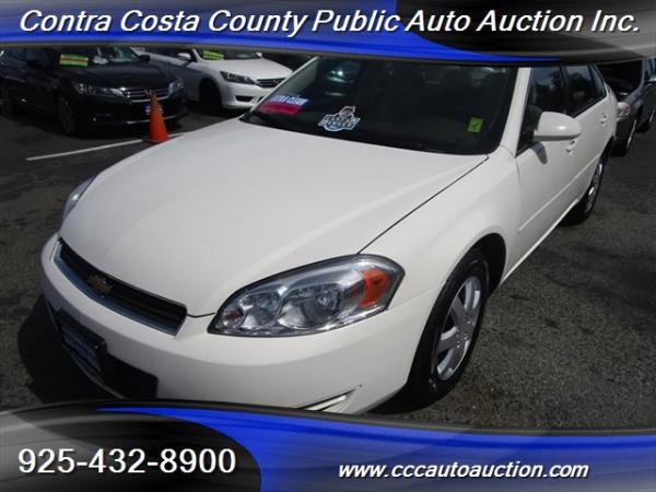 Chevrolet Impala 2007 $3300.00 incacar.com
