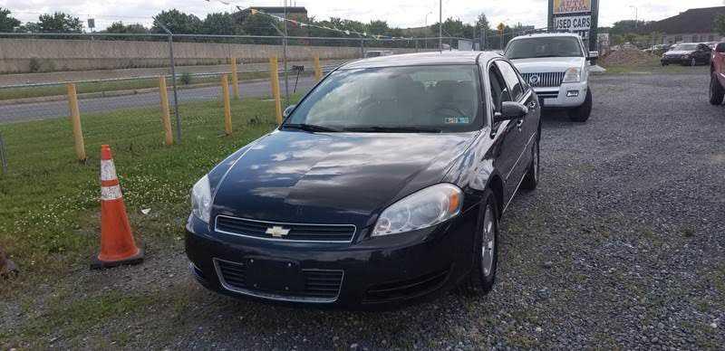 Chevrolet Impala 2007 $500.00 incacar.com