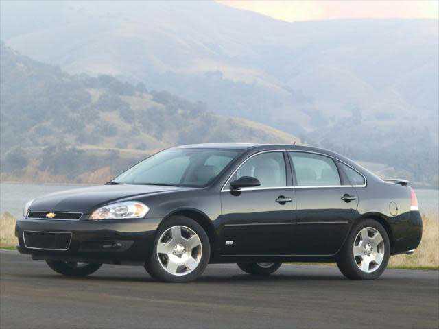 Chevrolet Impala 2007 $1650.00 incacar.com