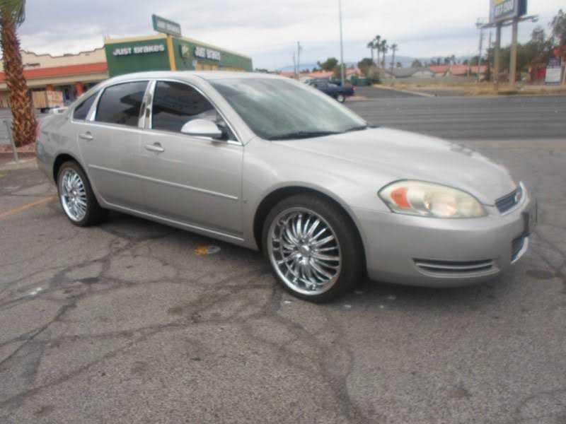 Chevrolet Impala 2007 $3995.00 incacar.com