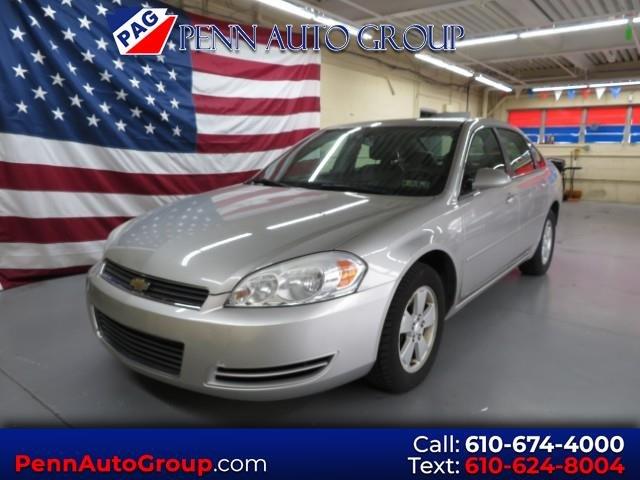 Chevrolet Impala 2007 $2995.00 incacar.com
