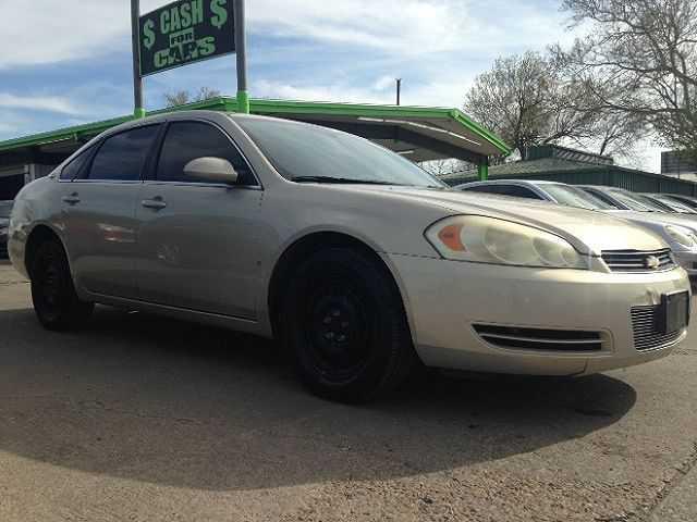 Chevrolet Impala 2008 $2950.00 incacar.com