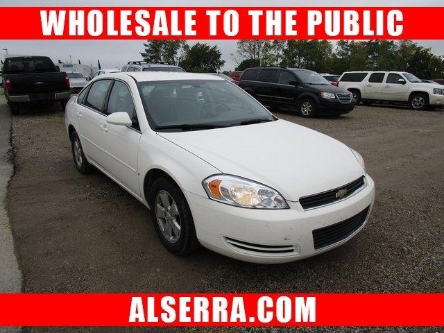 Chevrolet Impala 2008 $3422.00 incacar.com