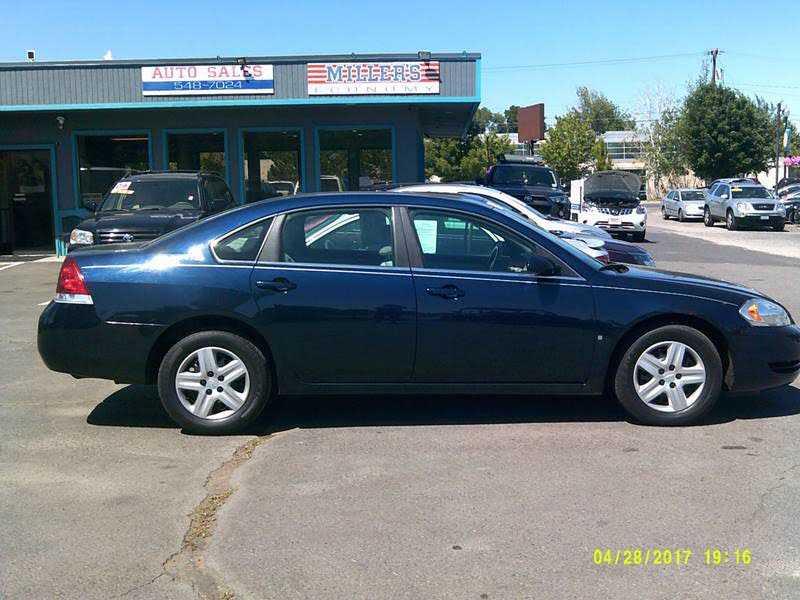 Chevrolet Impala 2008 $6998.00 incacar.com