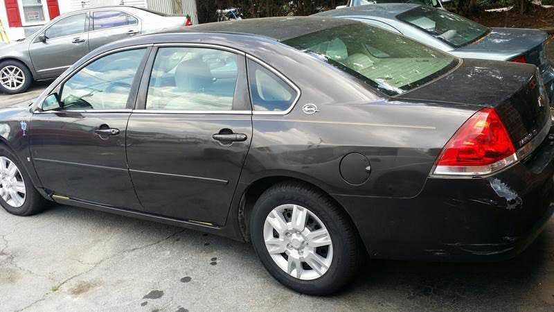 Chevrolet Impala 2008 $2400.00 incacar.com