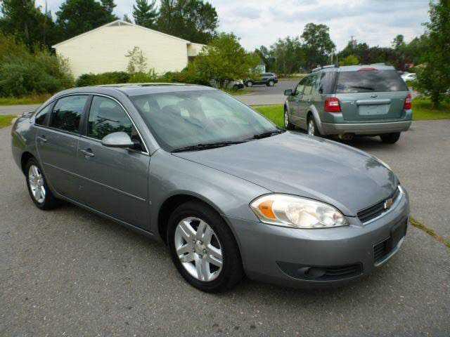 Chevrolet Impala 2008 $3290.00 incacar.com