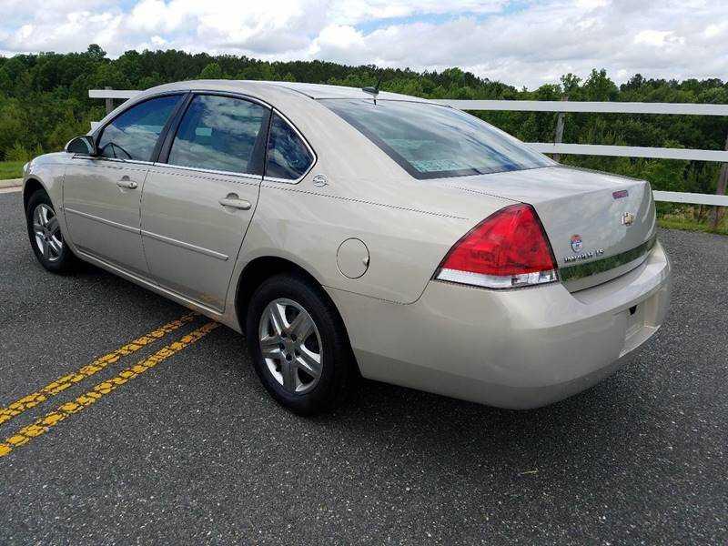 Chevrolet Impala 2008 $3999.00 incacar.com