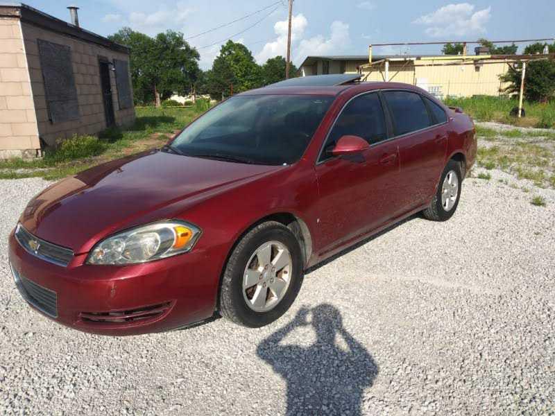 Chevrolet Impala 2008 $2500.00 incacar.com