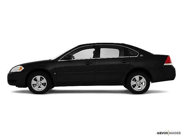 used Chevrolet Impala 2008 vin: 2G1WT58K581336160