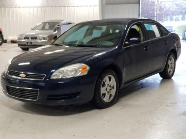 Chevrolet Impala 2008 $3500.00 incacar.com