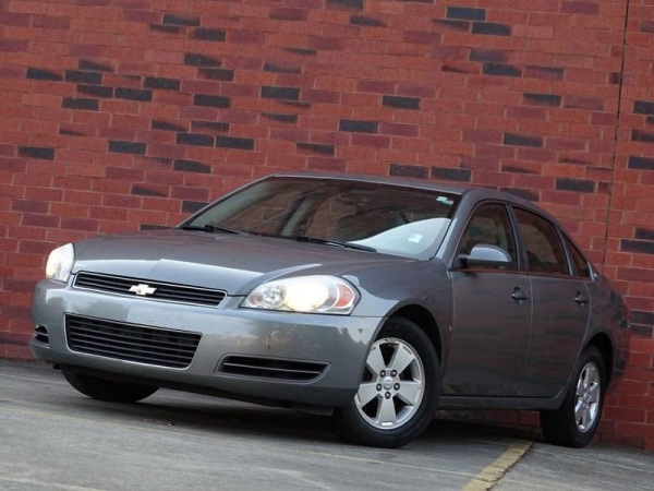 Chevrolet Impala 2008 $3599.00 incacar.com