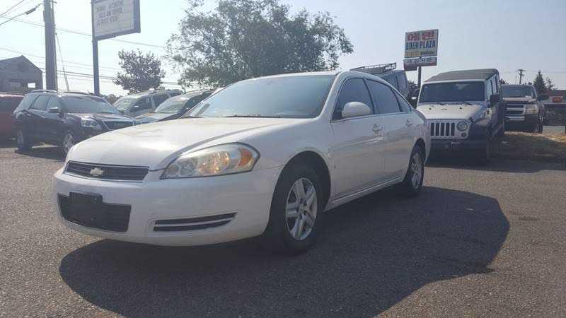 Chevrolet Impala 2008 $2999.00 incacar.com