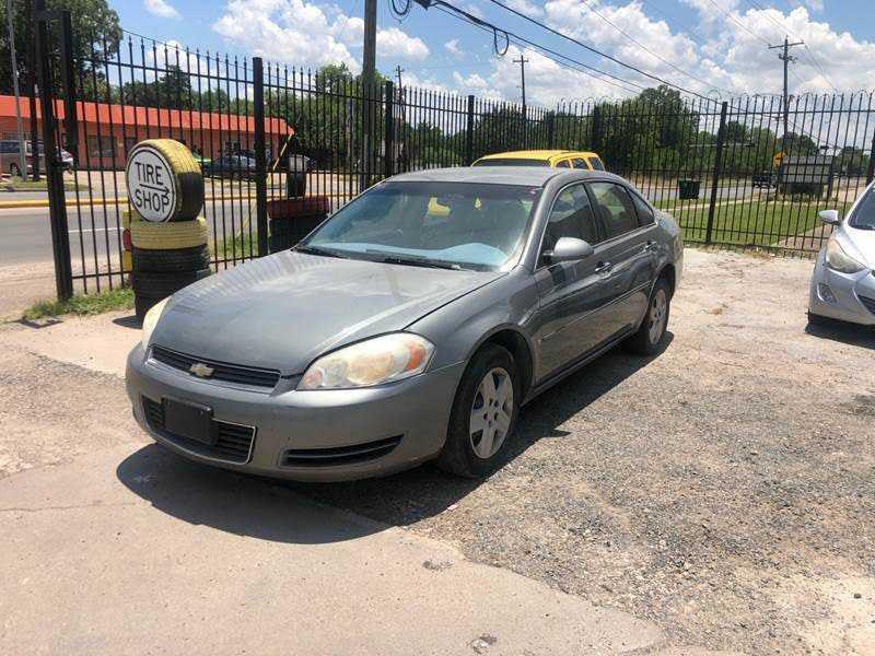 Chevrolet Impala 2008 $2799.00 incacar.com
