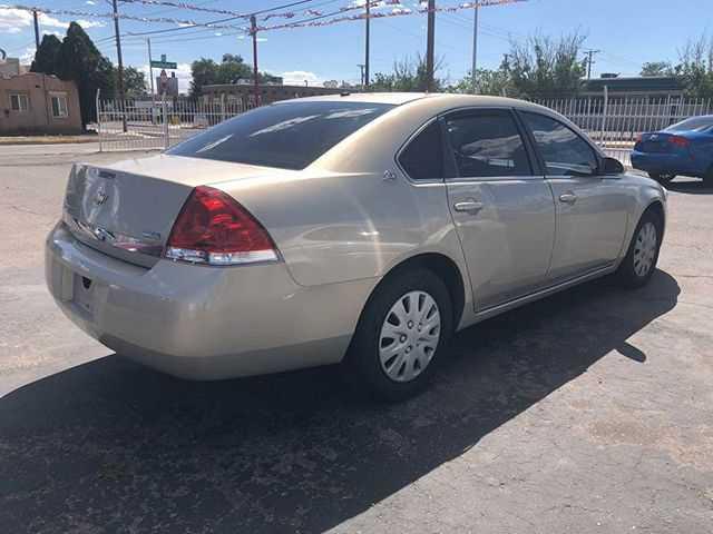 Chevrolet Impala 2008 $2100.00 incacar.com