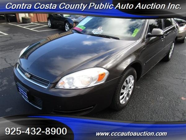 Chevrolet Impala 2008 $3520.00 incacar.com