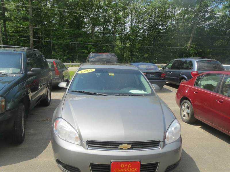 Chevrolet Impala 2008 $3000.00 incacar.com