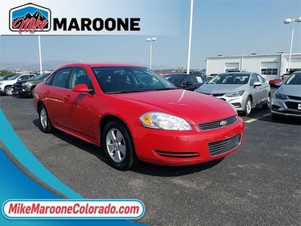 Chevrolet Impala 2009 $3695.00 incacar.com