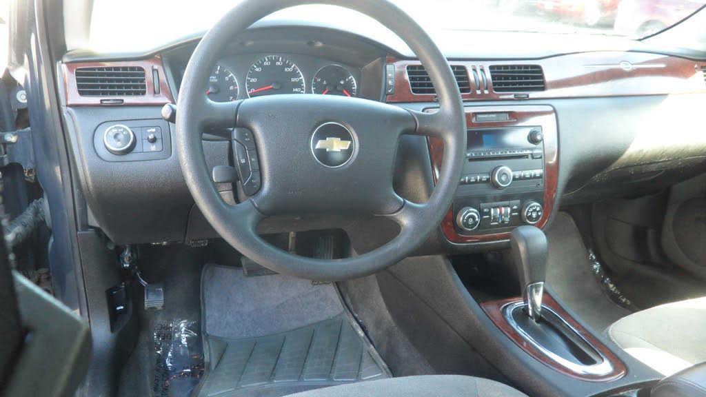 Chevrolet Impala 2009 $3495.00 incacar.com
