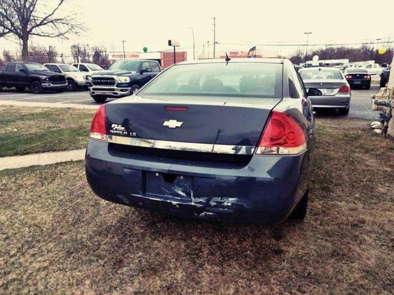 Chevrolet Impala 2009 $2950.00 incacar.com
