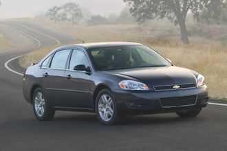 Chevrolet Impala 2009 $721.00 incacar.com