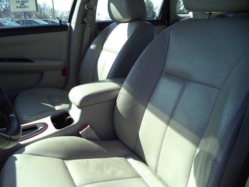 used Chevrolet Impala 2009 vin: 2G1WT57KX91196755
