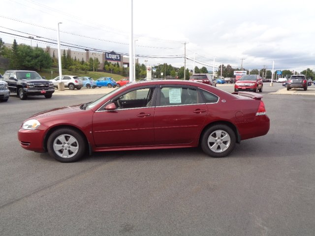 Chevrolet Impala 2009 $3050.00 incacar.com