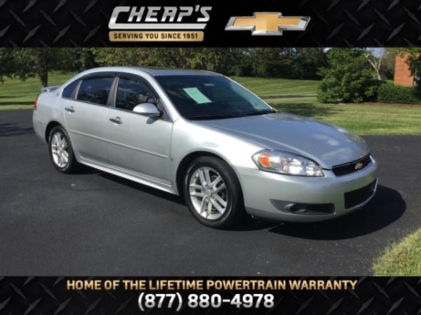 Chevrolet Impala 2009 $3500.00 incacar.com