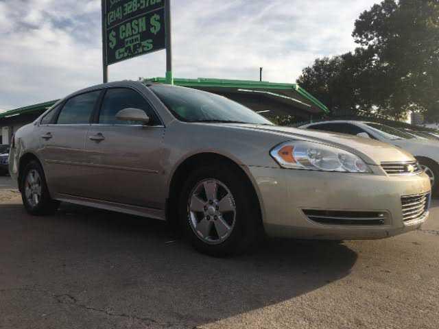 Chevrolet Impala 2009 $1950.00 incacar.com